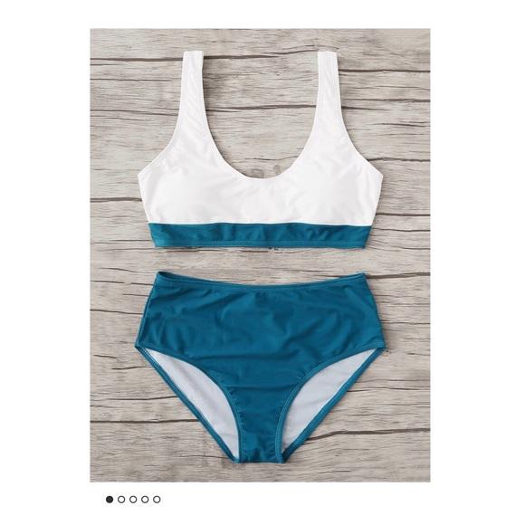 6bbcfdc4b7 Swim | Shein Bathing Suit | Poshmark